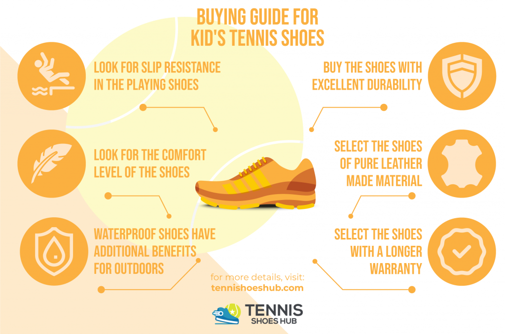 Best Kids Tennis Shoes Buying Guide