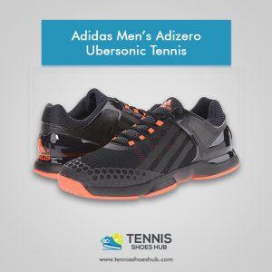 Adidas Men's Adizero Ubersonic Tennis