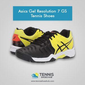 Asics Gel Resolution 7 GS Tennis Shoes