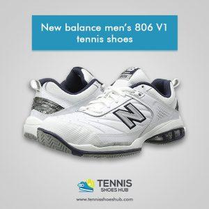 New-balance-men's-806-V1-tennis-shoes