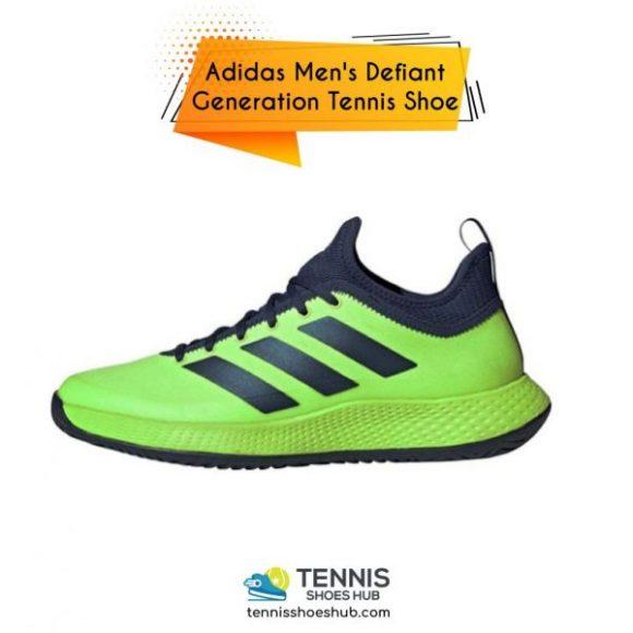 Adidas Mens Defiant Generation Tennis Shoe 1 scaled