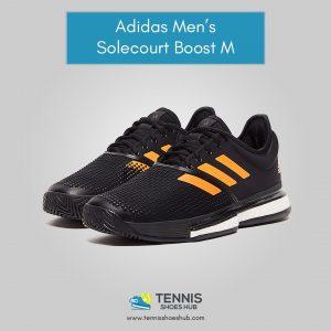 Adidas Men's Solecourt Boost M