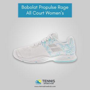 Babolat Propulse Rage All Court Women's Tennis Shoe