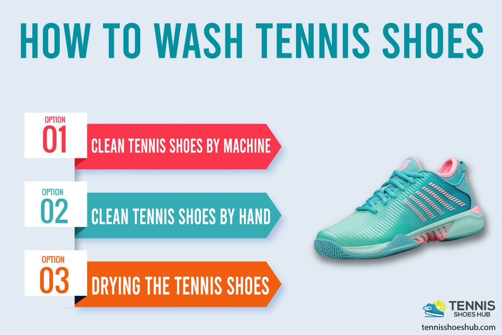 How to Wash Tennis Shoes – A Complete and Comprehensive Guide