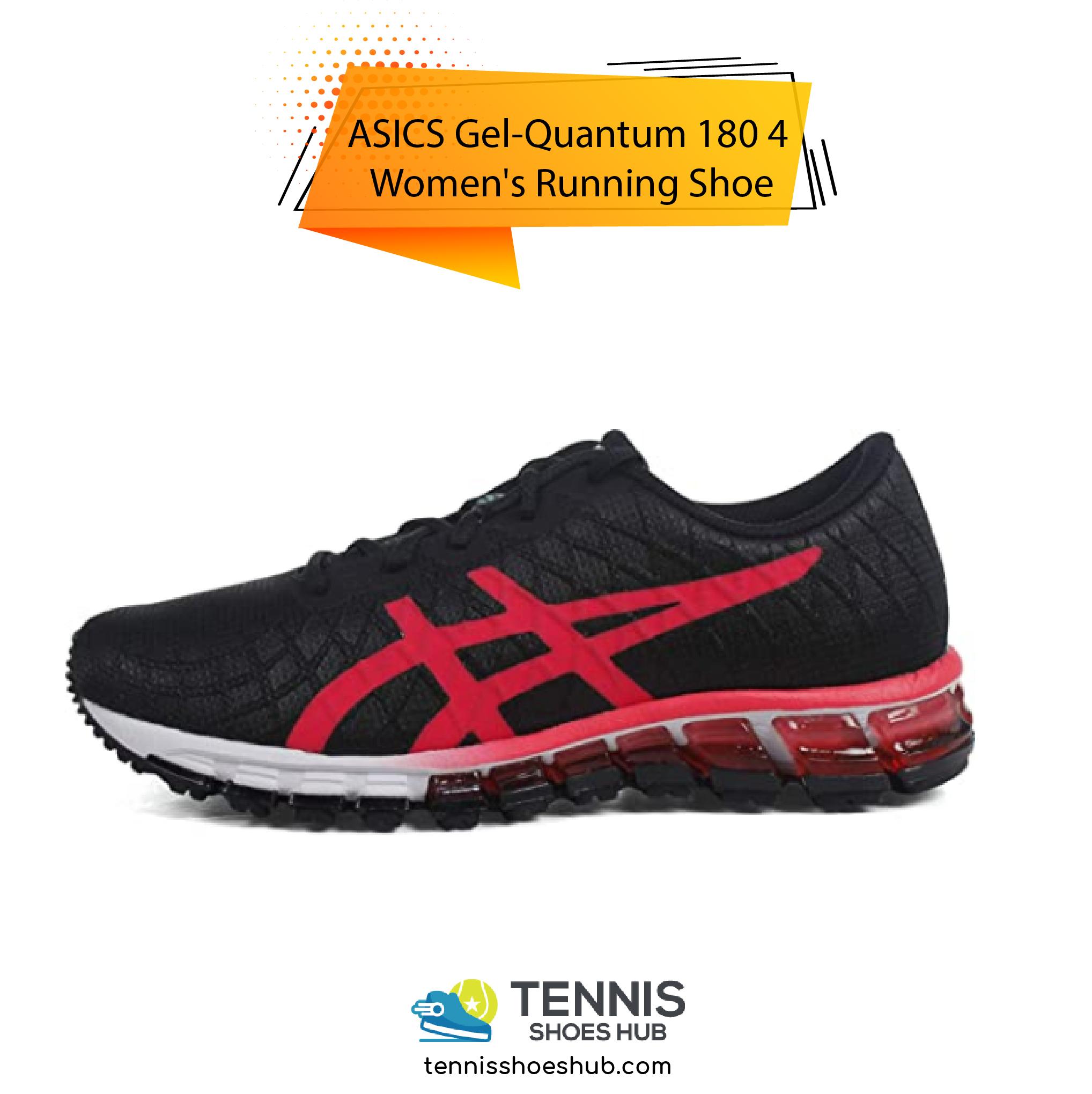 ASICS Gel Quantum 180 4 Womens Running Shoe 01