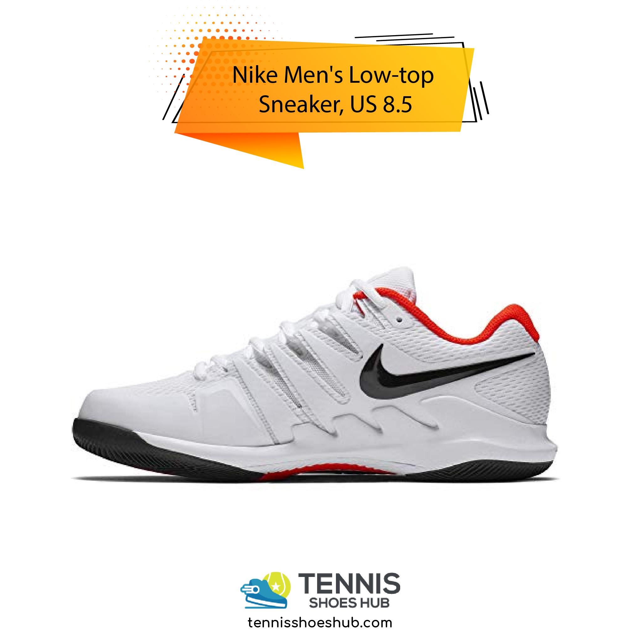 Nike Mens Low top Sneaker US 8.5 01