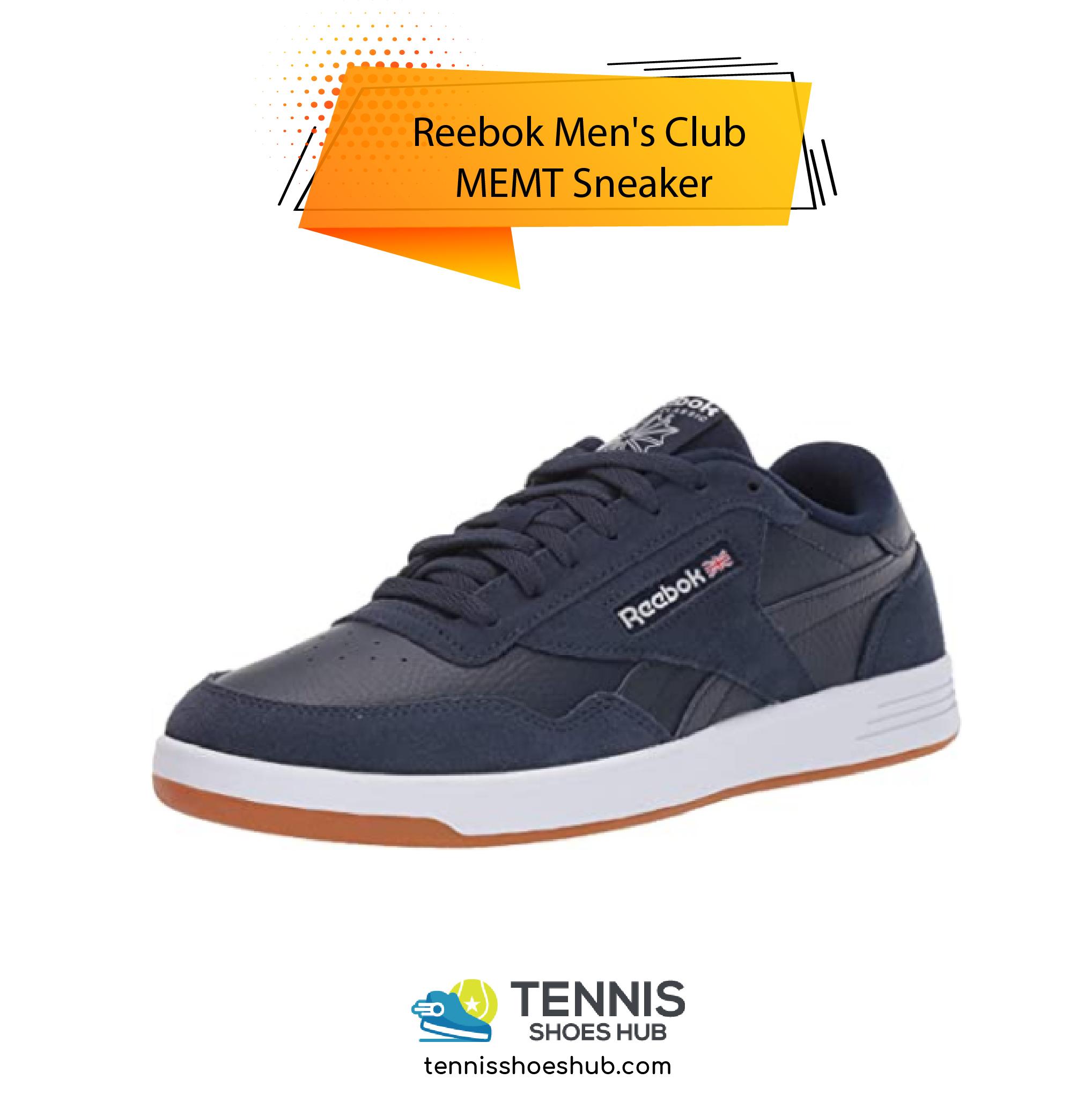Reebok Mens Club MEMT Sneaker 01