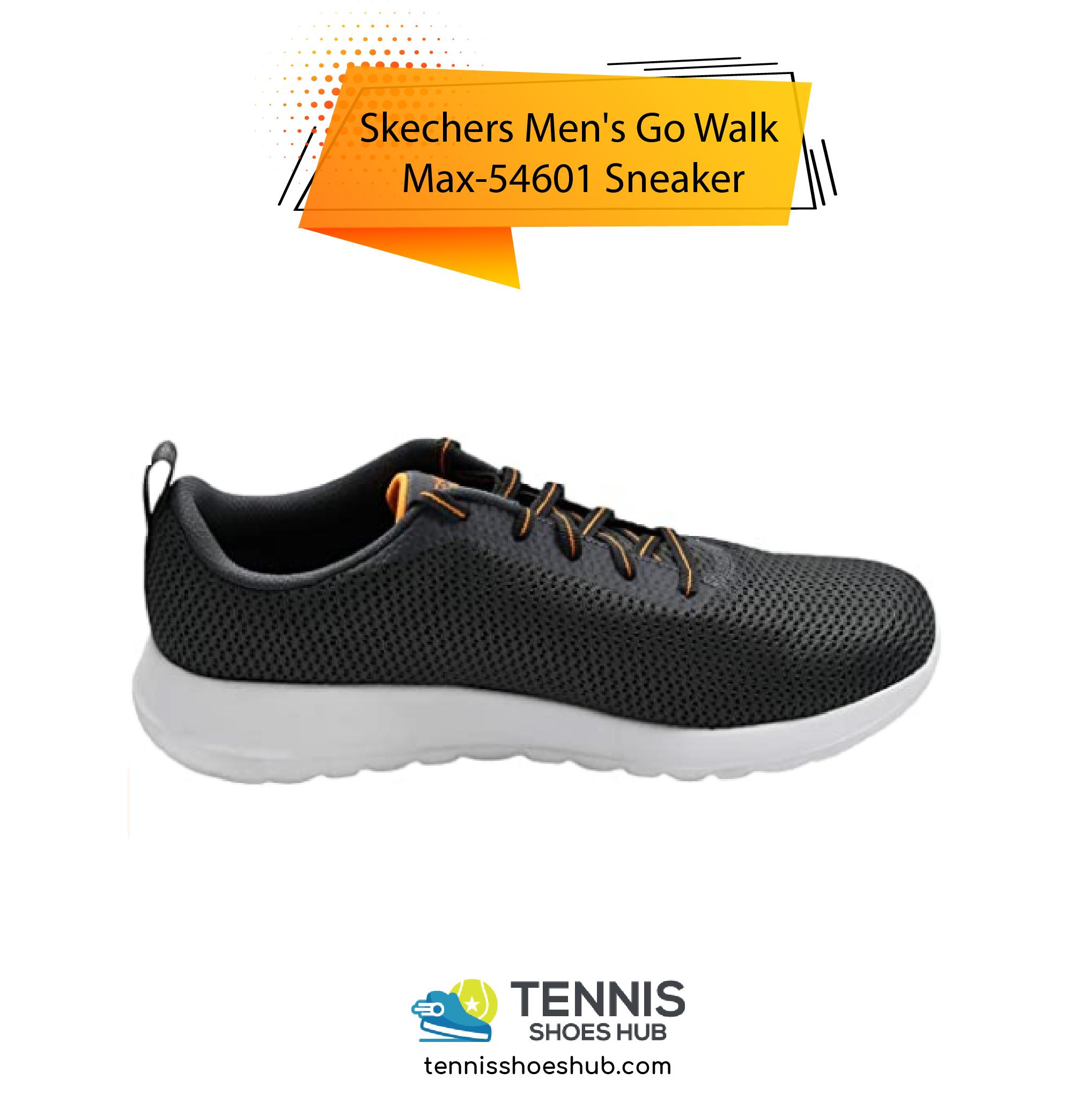 Skechers Mens Go Walk Max 54601 Sneaker 01