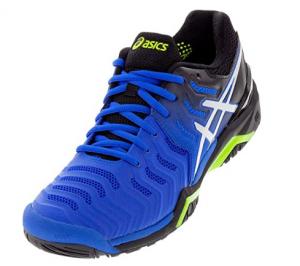 ASICS Mens Gel Resolution 7 Tennis Shoe 2