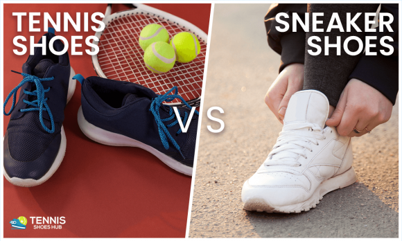 Difference Between Tennis Shoes and Sneakers